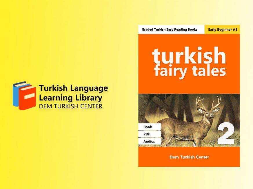 Turkish Fairy Tales 2 PDF + MP3