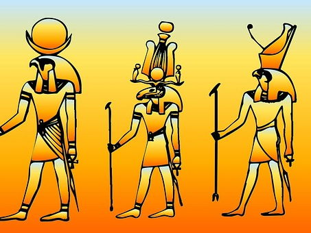 KS2 Egyptian Gods Research Worksheet