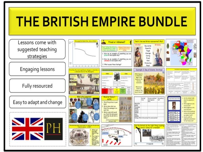 British Empire Bundle