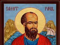 St Paul - New beginnings, fresh start, conversion