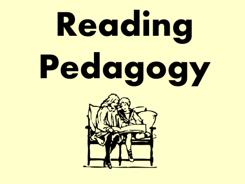 READING Staff Meeting: Pedagogy / Strategies for Reading - English, INSET, Training
