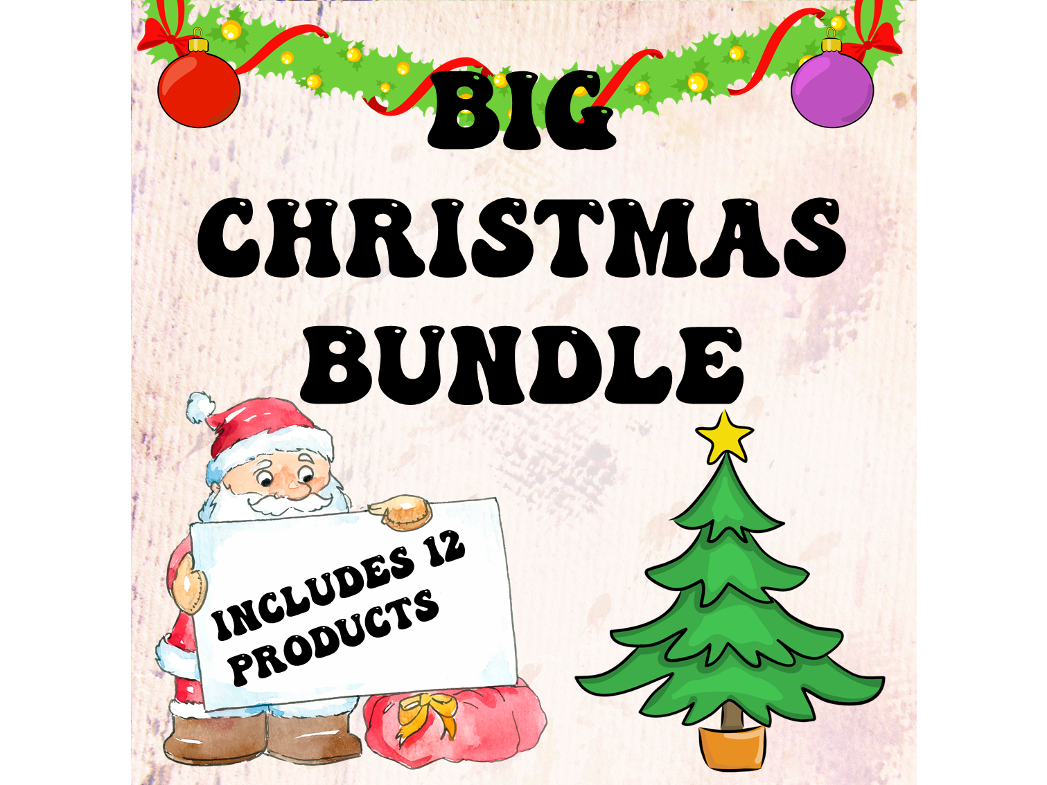Christmas Big Bundle