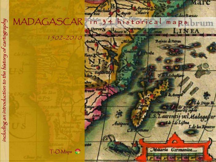 Historical e-atlas Madagascar