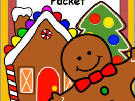 Lesson Plan Nursery (Gingerbread Man Maths)