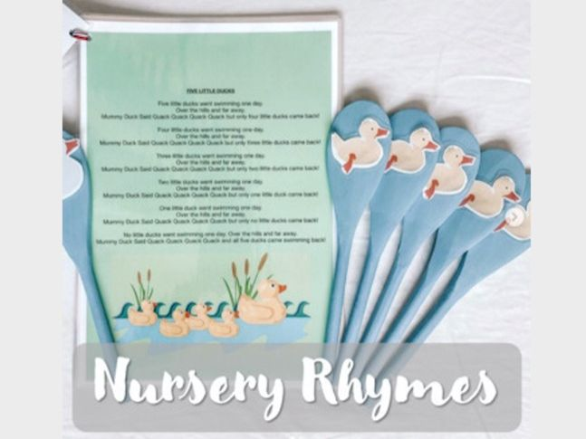 Number Nursery Rhymes Collection