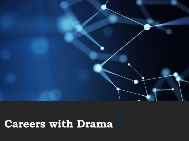 drama careers