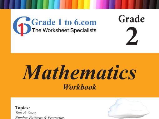 Grade 2 Maths Workbook from www.Grade1to6.com Books