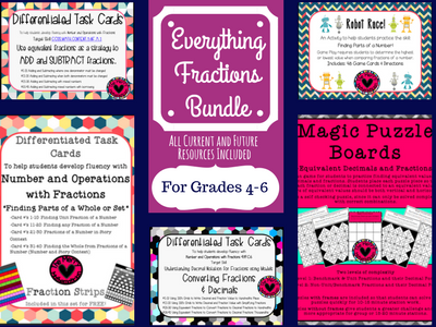 Everything Fractions Bundle