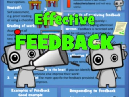 Effective  Feedback for Students