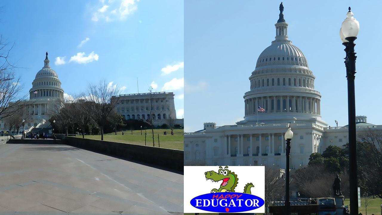 Dollar Stock Photos - US Capitol Building in Washington DC
