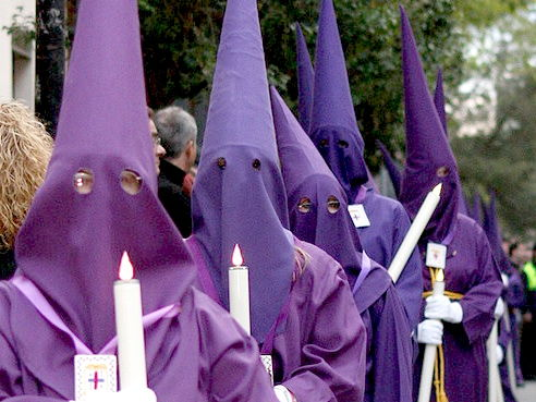 La Semana Santa en Madrid (Easter week in Spain)
