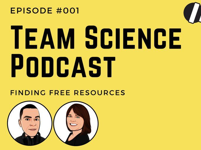 TSP Episode 001 | Finding free resources