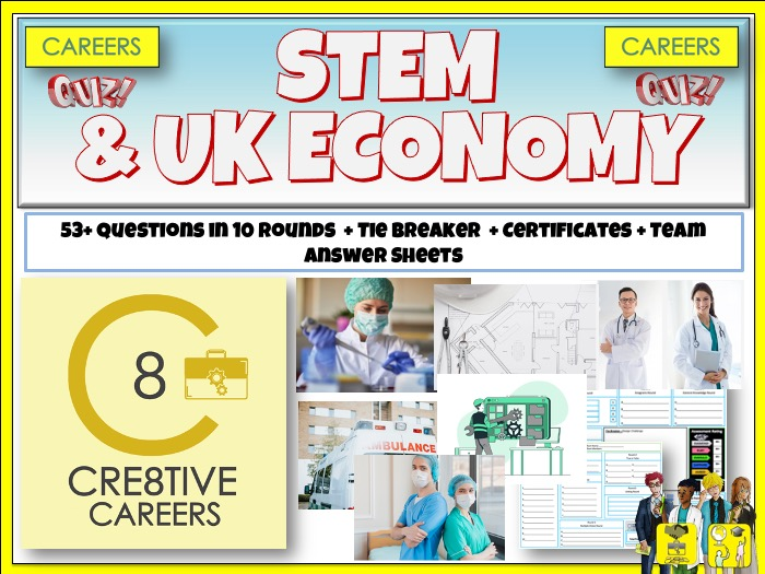Careers in Science - STEM