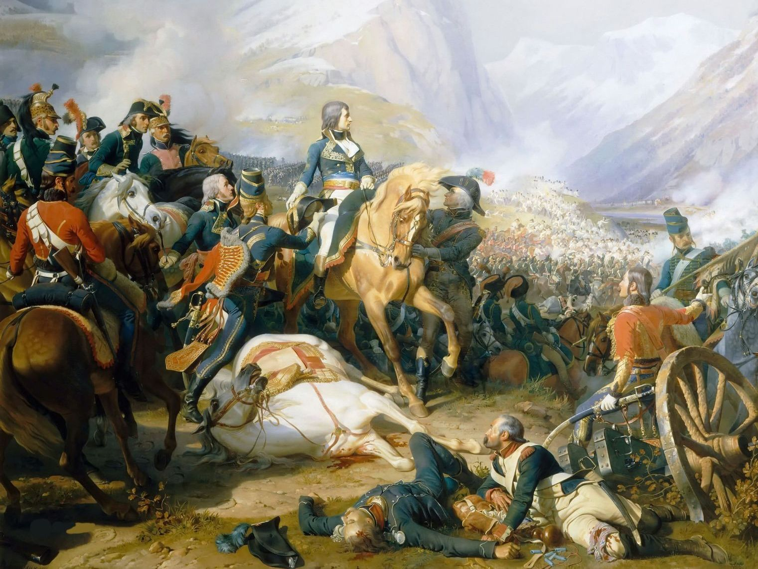 The Directory and Napoleon's Rise to Power, 1795–1799 2/2: France in Revolution, 1774–1815