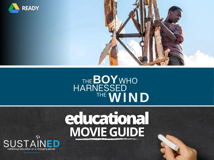 The Boy Who Harnessed the Wind - Movie Guide | Profits Donated