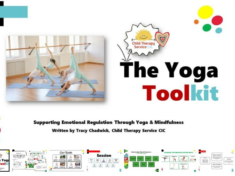The Yoga Toolkit (5 - 11yrs)