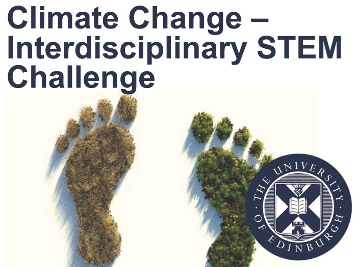Climate Change – Interdisciplinary STEM Challenge