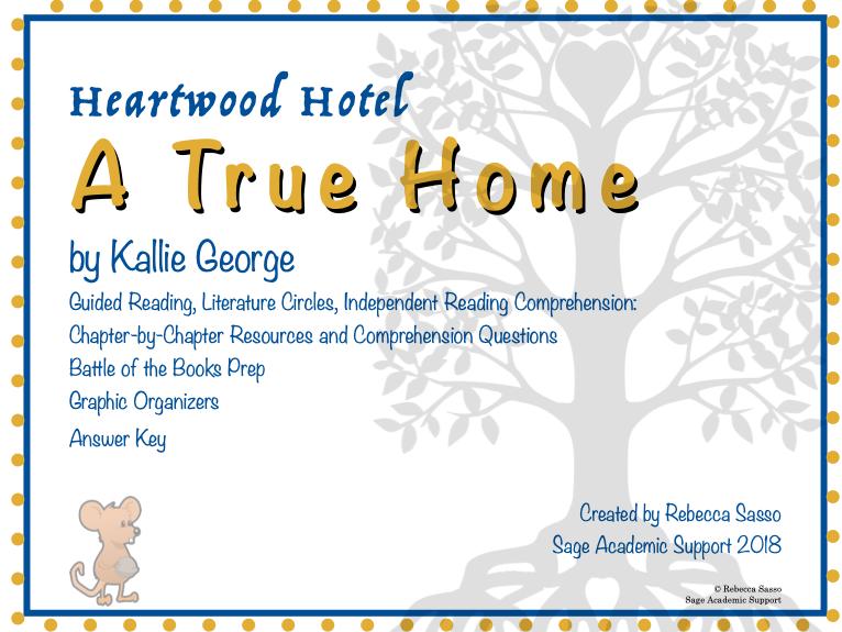 Heartwood Hotel: A True Home Novel Guide