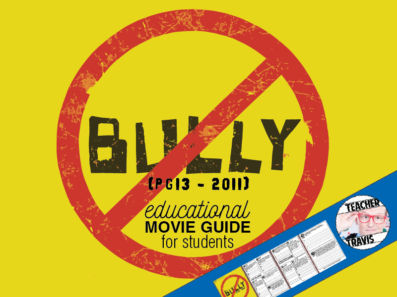 Bully Movie Viewing Guide (PG13-2011)