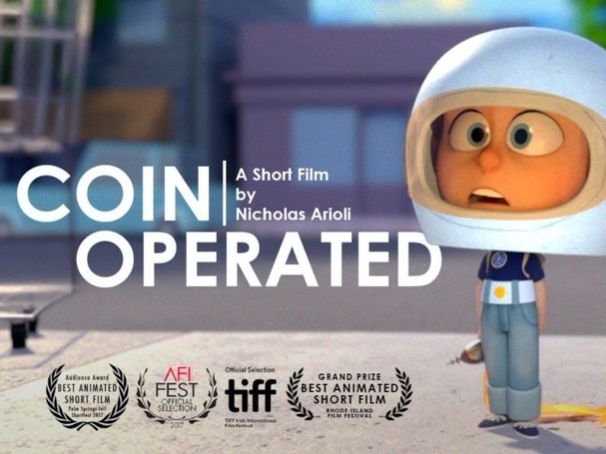 ESL  - Based on the short film COIN OPERATED (by Nicholas Arioli)