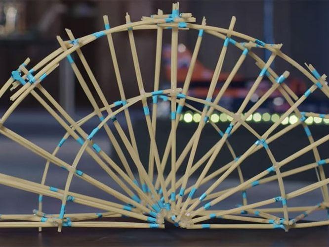 Design &Technology Home Learning Making Task - Spaghetti Bridges