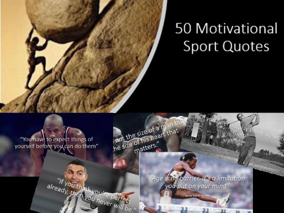 Motivational Sport Quotes