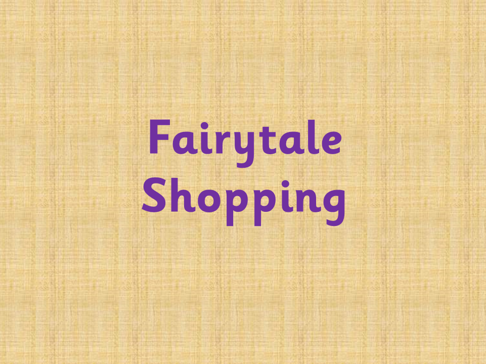 Fairytale Shopping Bundle