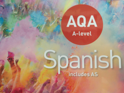 Several resources for guidance on the Independent Research Project - AQA A level Spanish