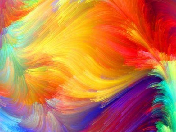 The Colour Monster - sensory story