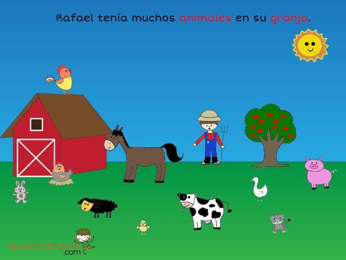 CORONAVIRUS:The Farm. Interactive Tale in Spanish