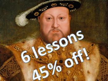 KS3 Henry VIII