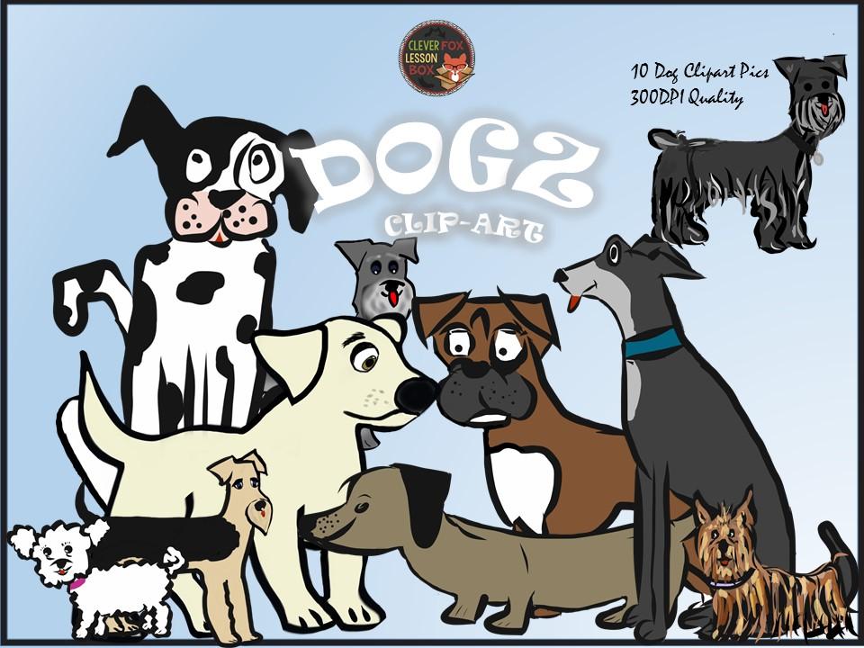 Dogs Clip-Art
