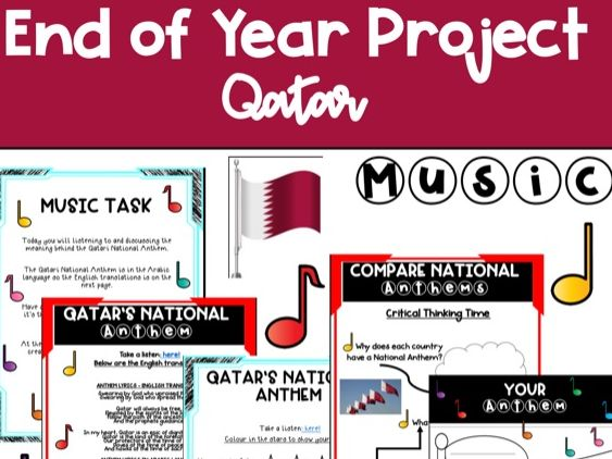 End of Year Project- Qatar