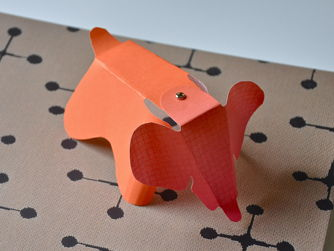 Design &Technology Home Learning Making Task - Eames Elephant