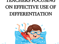 SWIMMING - PRIMARY - DIFFERENTIATION