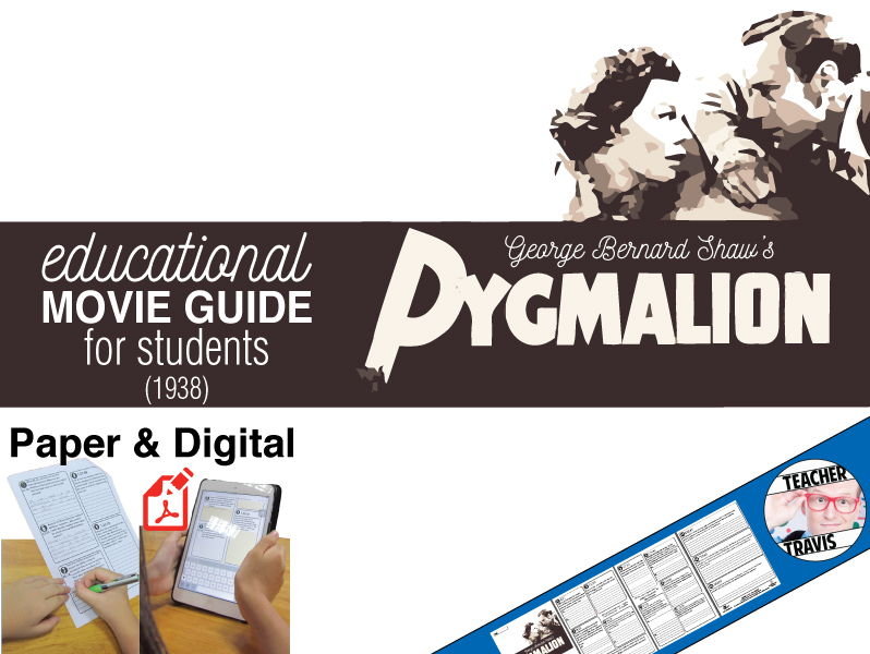 Pygmalion Movie Viewing Guide (1938)