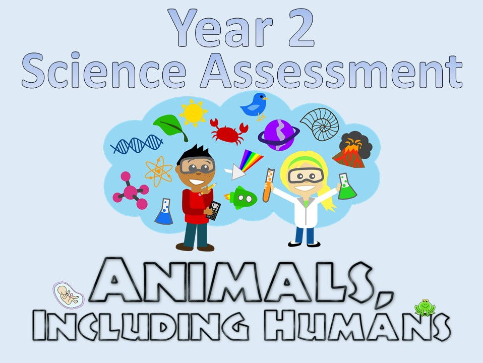 Year 2 Science Assessment: Animals, Including Animals