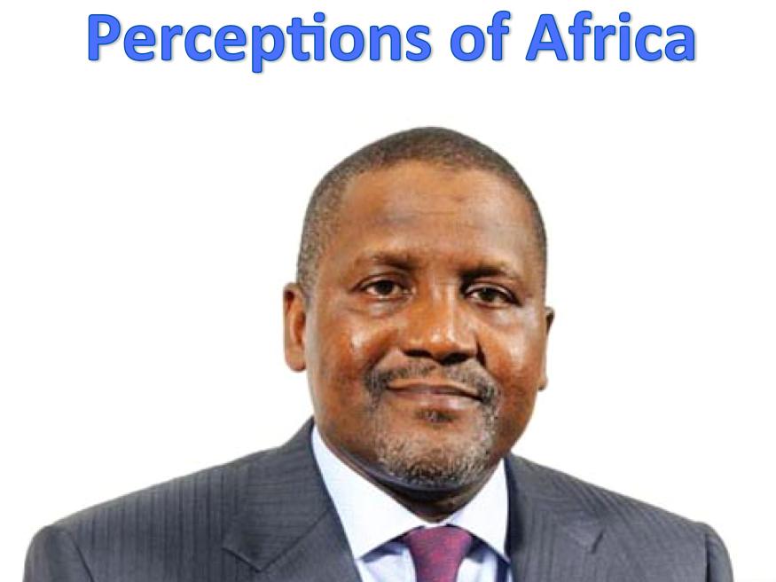 KS3 Africa - Perceptions of Africa