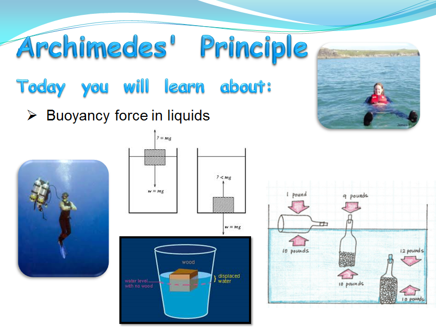 Buoyancy Force (Physics)