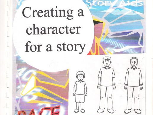 Creating a character for a story