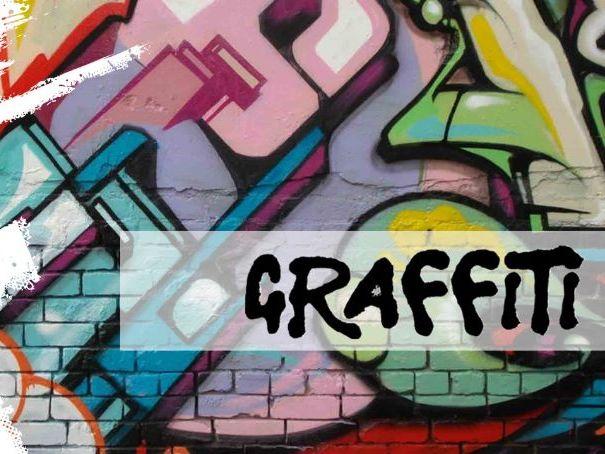 Grafitti Dance KS3