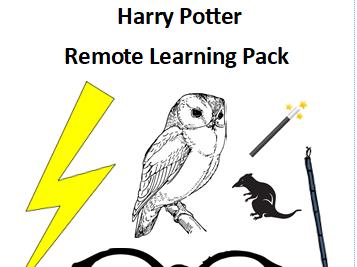 KS3 Drama Harry Potter Isolation Pack