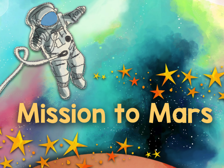 Mission to Mars Unit Plan
