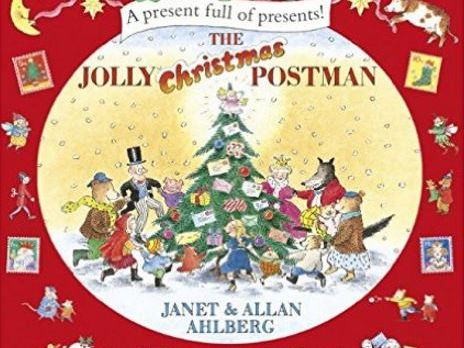 The jolly Christmas Postman - Play Script