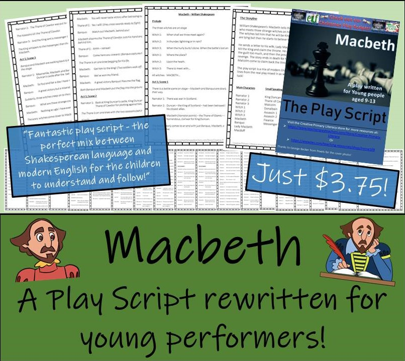 Macbeth Modern English Pdf