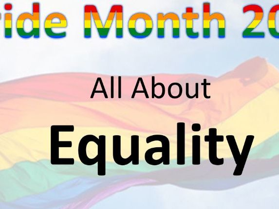 Equality Pride Month Assembly LGBTQ