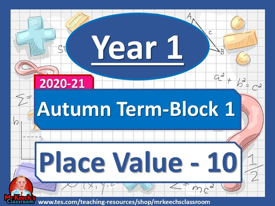 Year 1 - Place Value Within 10 - Autumn Block 1 - White Rose Maths