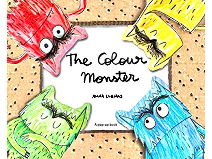 The Colour Monster - Early, First and Second Level