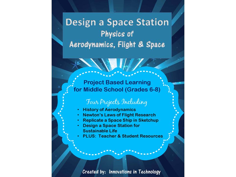 Design a Space Station: Physics of Aerodynamics, Flight & Space