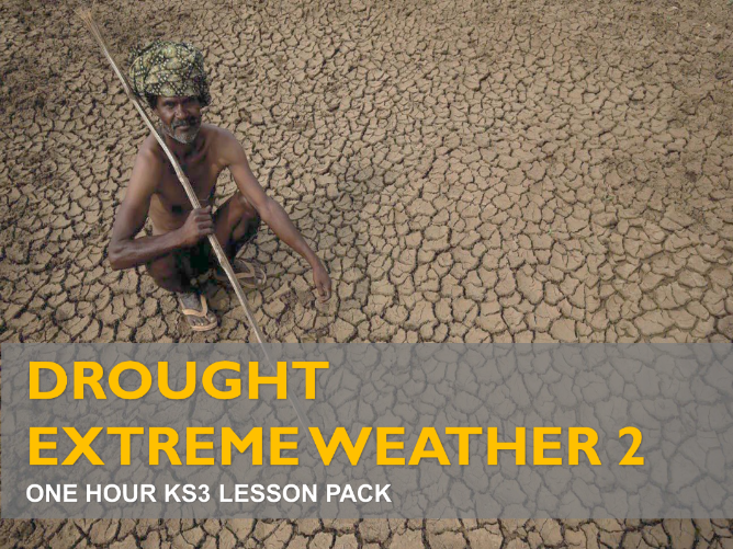 Extreme Weather 2: Droughts (KS3)